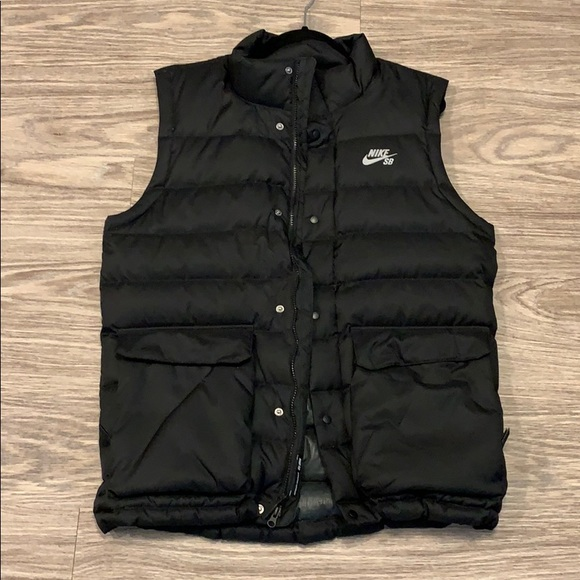 nike sb down vest